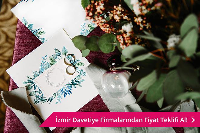 izmir'de düğün davetiyesi fiyatları