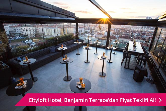 Cityloft Hotel Benjamin Terrace