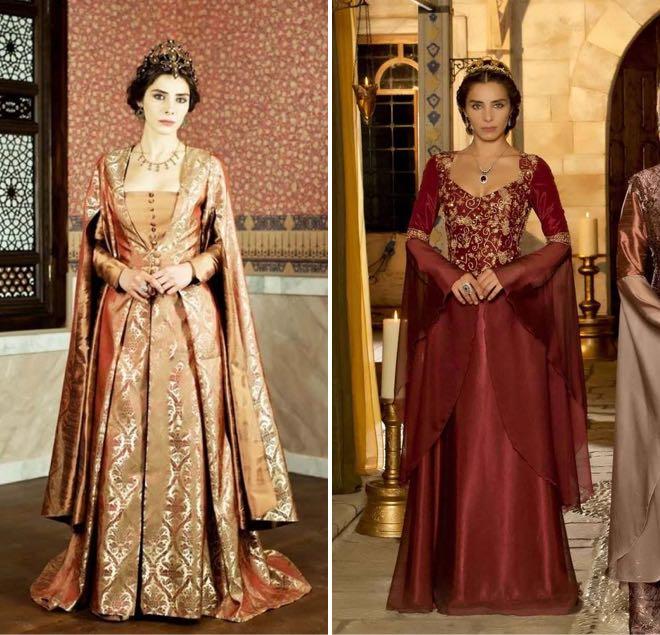 0vupsjraoucxgxpb - bindallı modelleri için muhteşem yüzyıl sultanları'nın kıyafetlerinden İlham alın