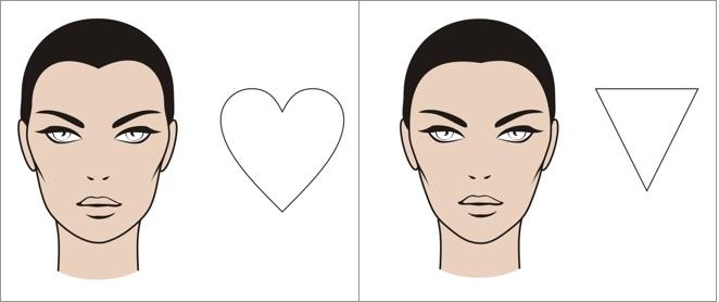 kalp yüz şekline göre gelin saçı modelleri