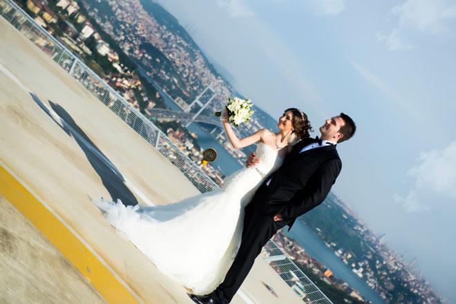 1 - ayasofya'ya karşı gelen tarihi bir evlenme teklifi: sezin ve emre