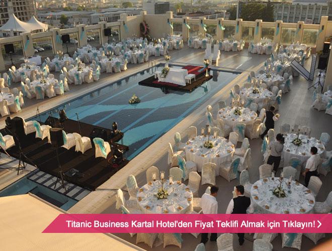titanic - İstanbul'un havuzbaşı düğün mekanları