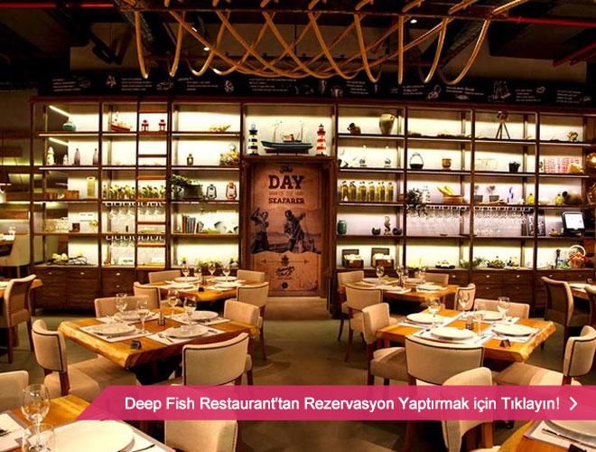 Balık restaurantı.