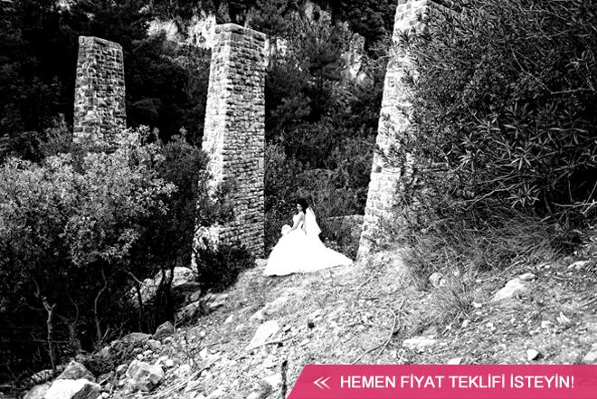 1karaisalc_bel_alman_koprusu_studyokadraj - Tarihi mekanlarda gelin fotoğrafları
