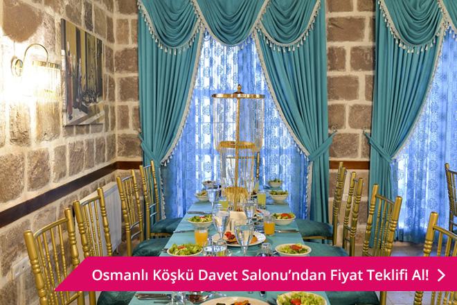 Osmanlı Köşkü Davet Salonu