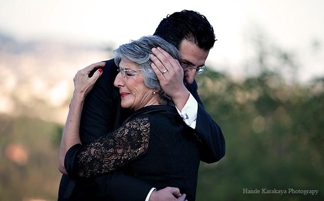 1_anne_damat - Düğün albümü için annenizle fotoğraf çektirmeyi unutmayın