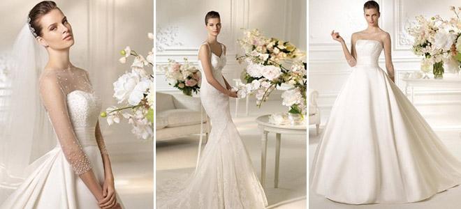 2013 white one - 2013 gelinliklerinden ilham alın!