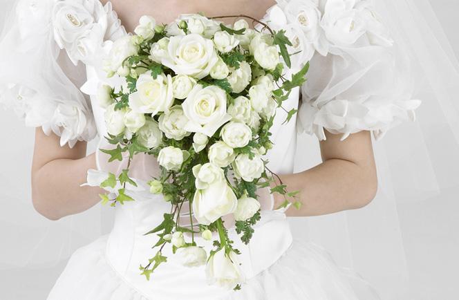düğün çiçeği modasını bir bilene sorduk
