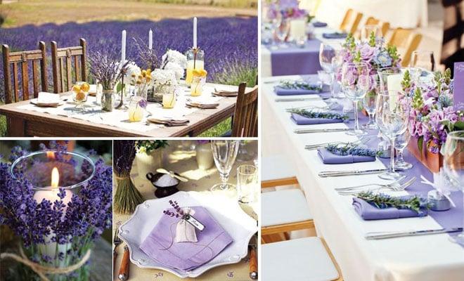 2014 baharında düğün konsepti ve süslemeleri