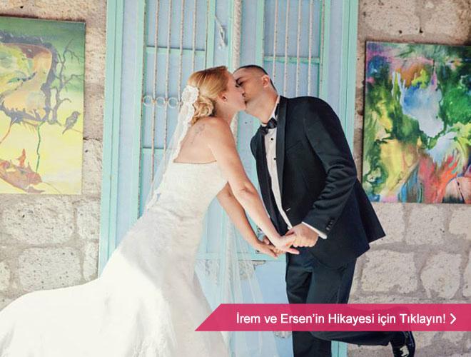 en_komik_evlenme_teklifi - İrem ve Ersen'in evlenme teklifi hikayesi, birlikte yemeğe çıktık.