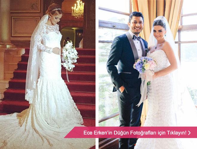 yilin_hamile_gelinleri - Ece Erken'in düğün fotoğrafları