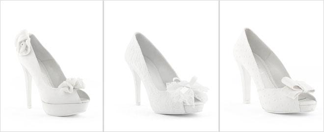 2014 yılı fiyonklu gelin ayakkabısı modelleri