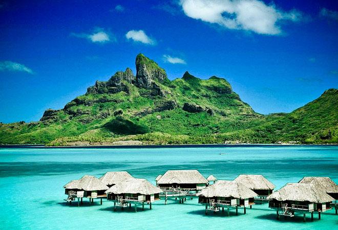 4 - Mauritius balayı