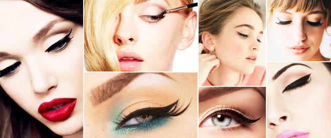 2gelin_eyeliner_teknikleri - gelin göz makyajı eyeliner