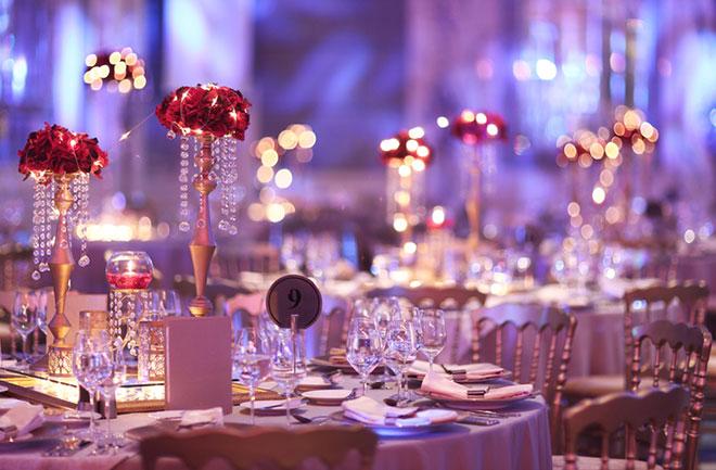 düğün salonu için en trend 7 dekorasyon fikri