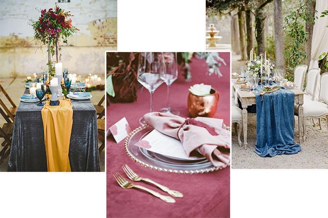 düğün masa süslemesi