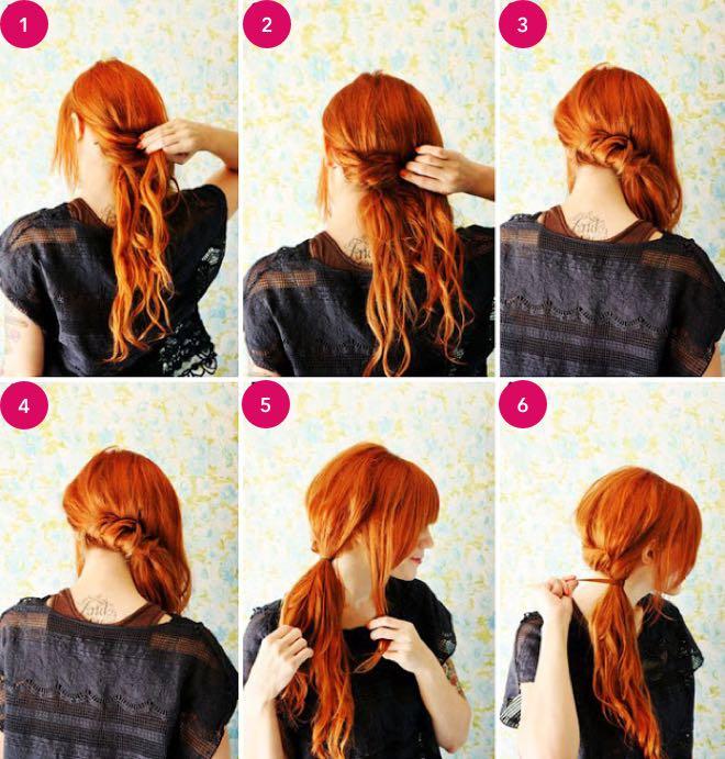3lgq7qnzez3fpipk - kolay ve şık at kuyruğu saç modelleri ve yapılışları