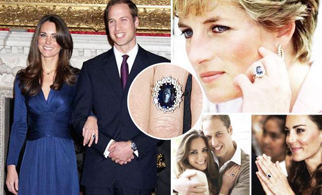 3_kate_elmas_kolye_3 - Diana'dan Kate Middleton'a kalan nişan yüzüğü