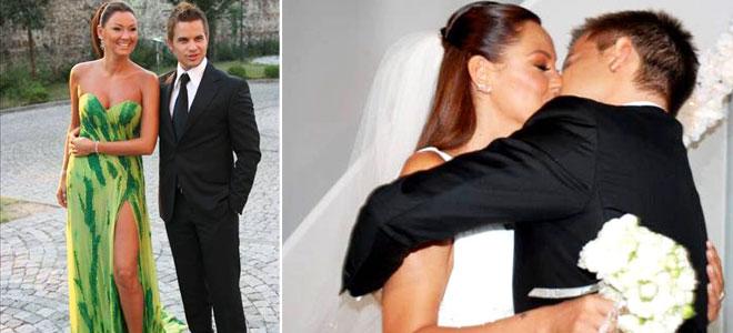 Nişan ve düğün pozlarıyla imkansız aşk