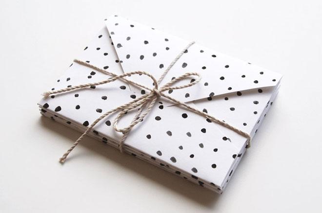 3_puantiyeli_davetiye - Modern ve minimalist düğün davetiye örneği