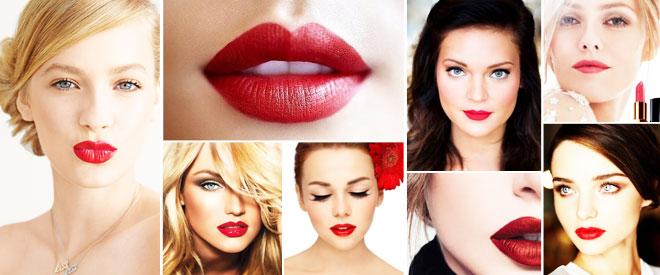 3gelin_dudak_makyaji - gelin dudak makyajı kırmızı gelin ruju