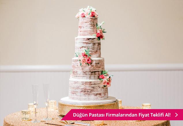 düğün pastası seçmenin en önemli püf noktaları