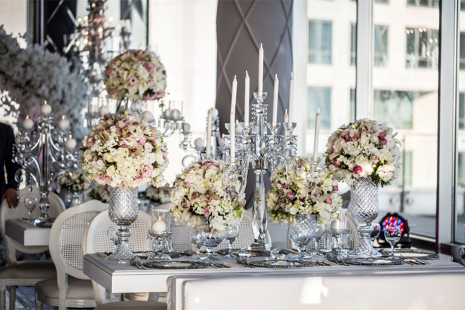 şıklığından ödün vermeyen butik bir düğün mekanı: qubbe gayrettepe