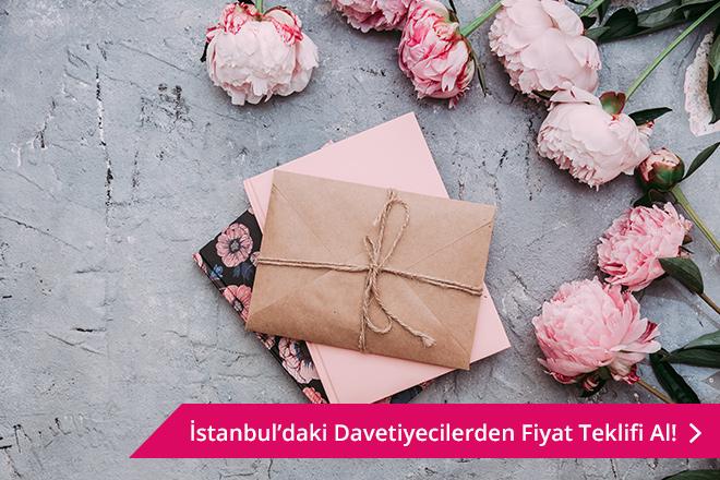 İstanbul davetiye fiyatları