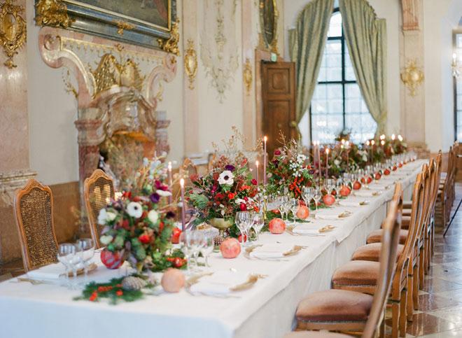 kış düğün mekanları