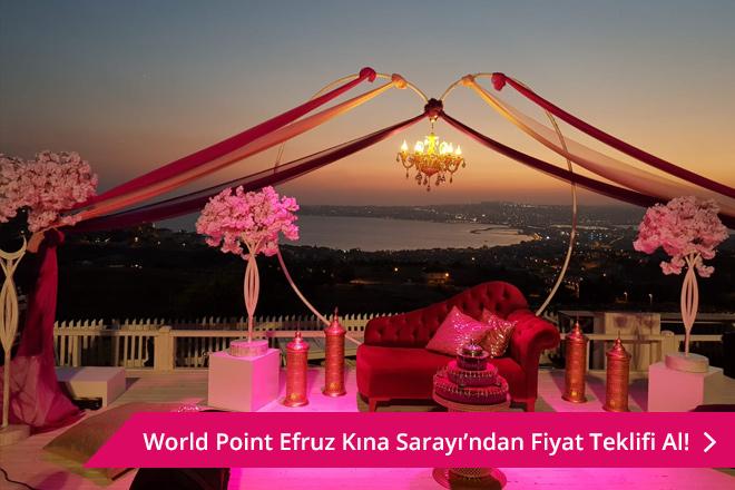 World Point Efruz Kına Sarayı