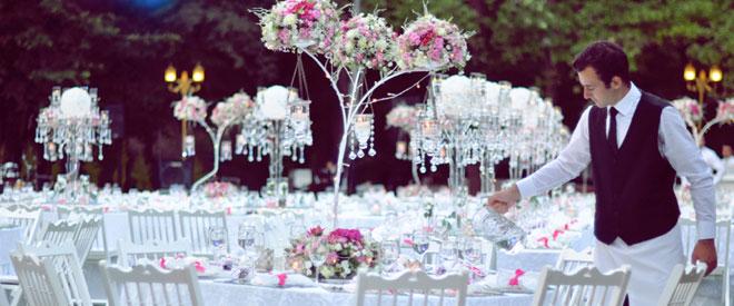 örnek düğün masa süslemeleri