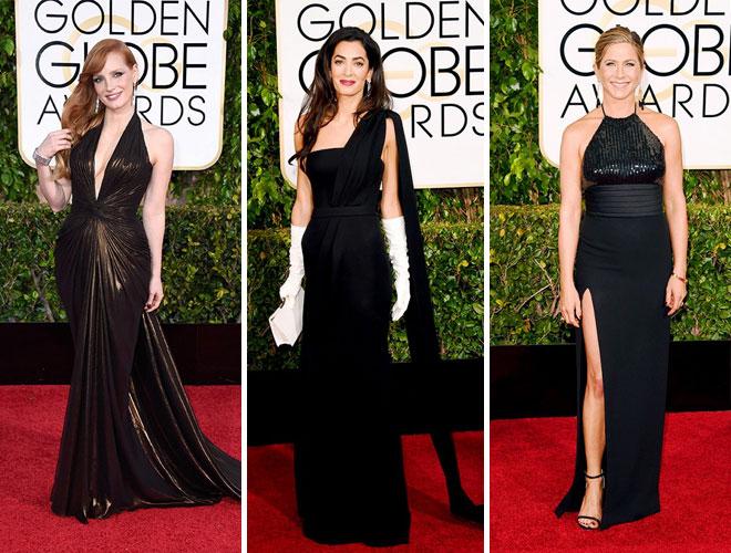 72_golden_globe_siyah - Jennifer Aniston