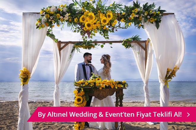 by Altınel wedding