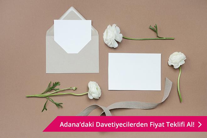 Adana davetiye fiyatları