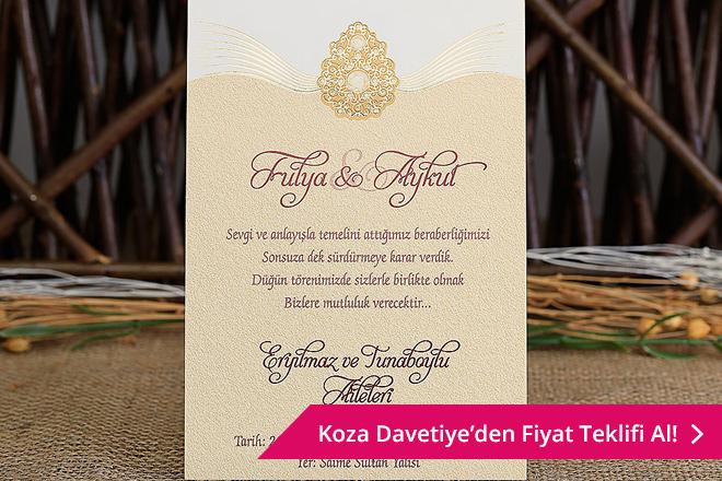 Adana Koza Davetiye