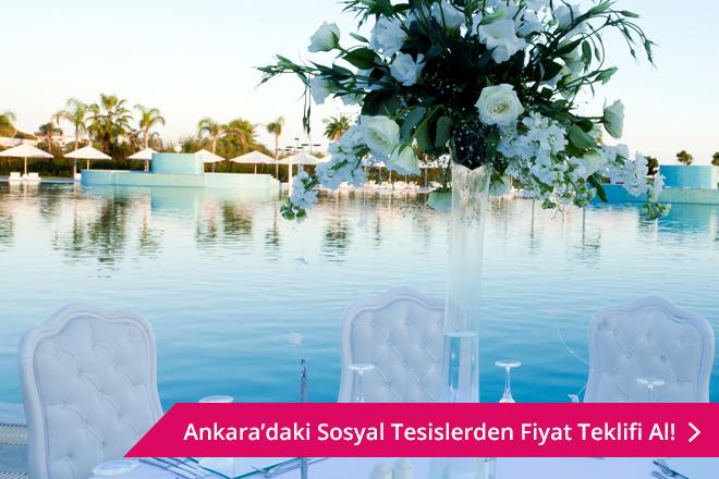 Ankara sosyal tesisler