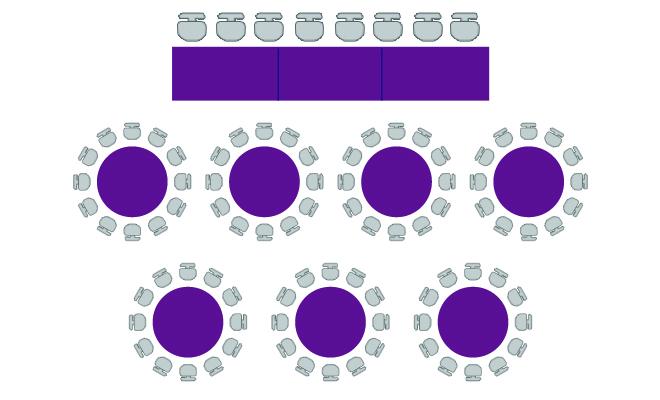 banket_tipi - düğün davetlerinde 10 farklı oturma düzeni