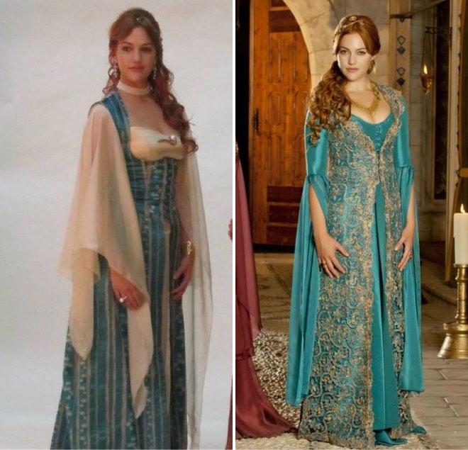 c5gulrjnoyhof0qr - bindallı modelleri için muhteşem yüzyıl sultanları'nın kıyafetlerinden İlham alın