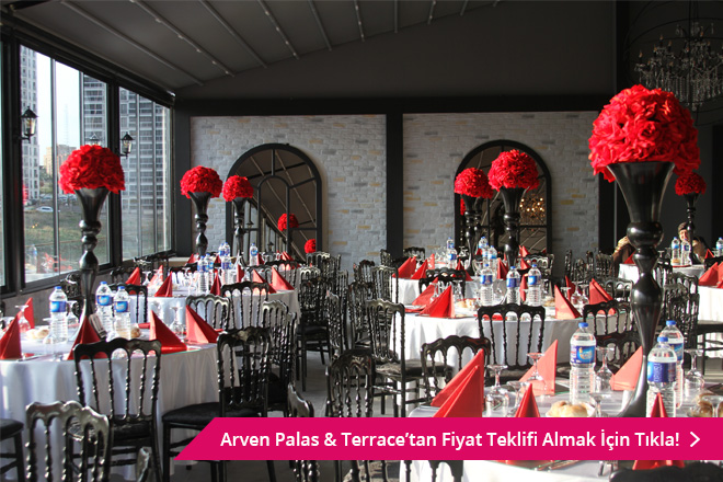 ankara'daki en popüler düğün mekanları