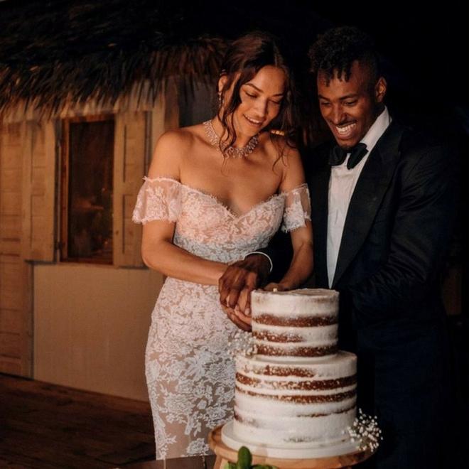 shanina shaik'in düğün stilini mercek altına aldık!