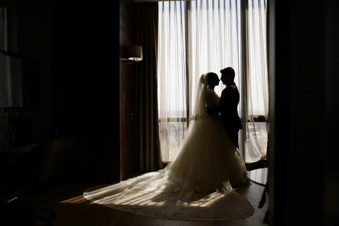 düğünleri ile ilgili her detaya birlikte karar verdiler: bet