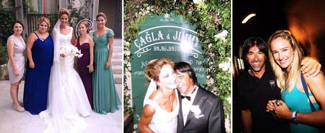 cagla_kubat - 2013'te evlenen Ünlüler