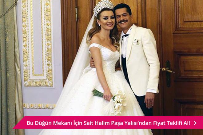 hangi ünlü nerede evlendi?