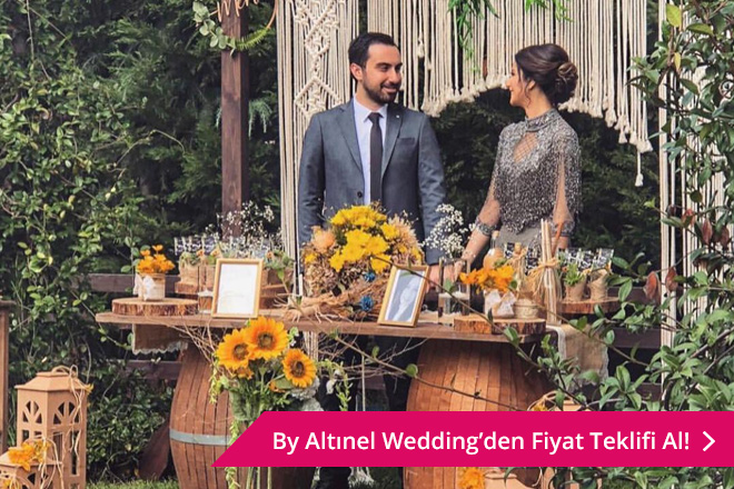 By Altınel Wedding Event