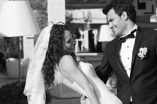 11 - deniz temalı gerçek bir düğün hikayesi: Çisel ve serkan
