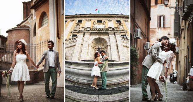 tara arseven roma'dan bildiriyor: esra ve ümit'in roma sokaklarındaki kıskanılası çekimleri!
