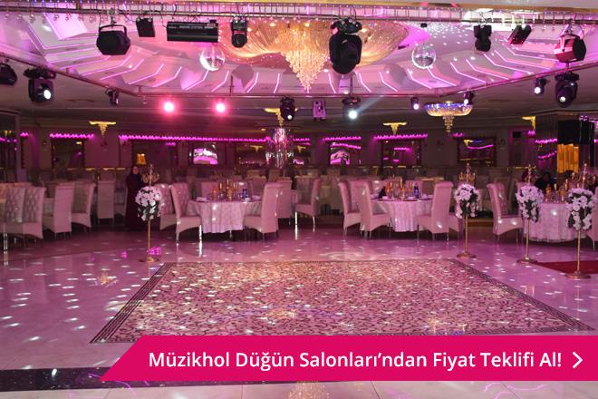 Müzikhol Düğün Salonları