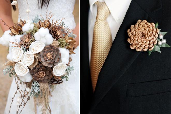 kış düğünleri için içleri isıtacak 10 düğün fotoğrafı fikri