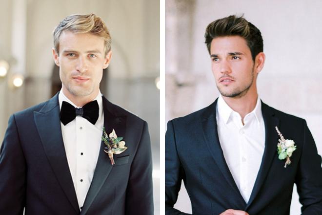 kır düğünü damat saçı