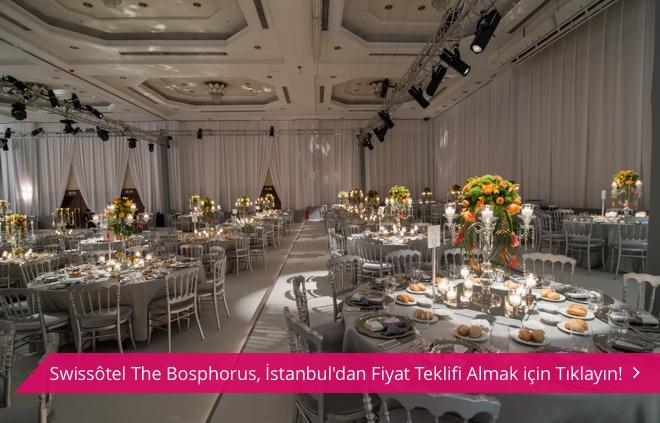 Beş yıldızlı otelde düğün